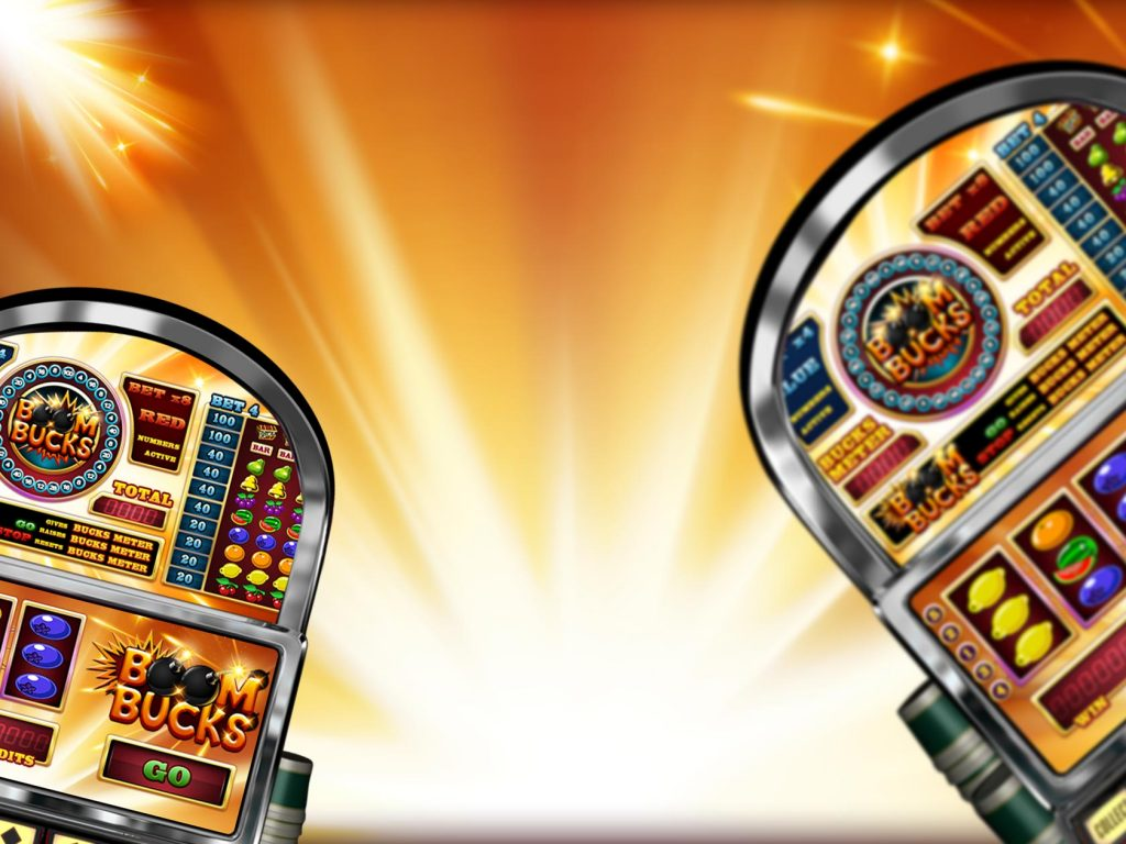 Slot machine online seed