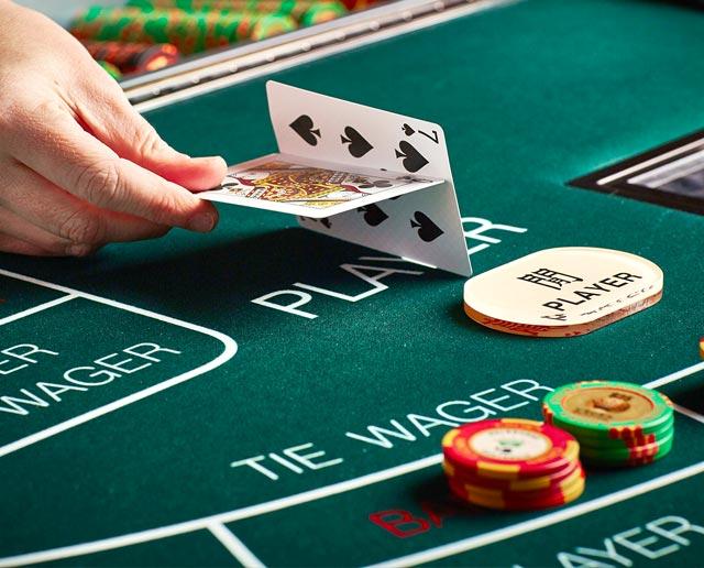 Poker Online Playing