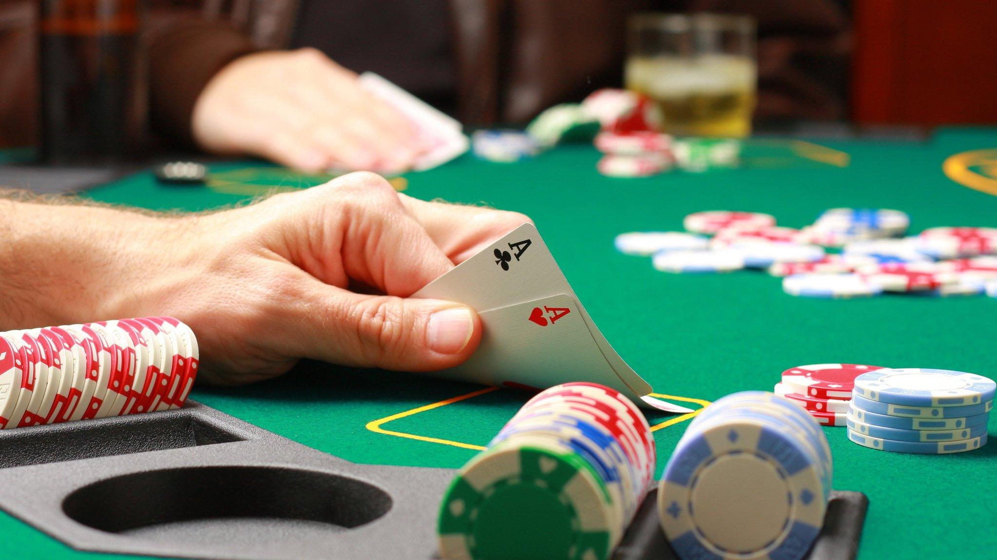 Online-Poker-Game